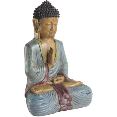 Buda medita colores 44 cm
