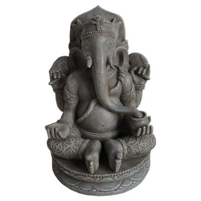 Ganesha gris 29 cm