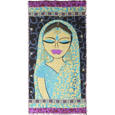 Toalla Pareo ISA India 80X160 cm