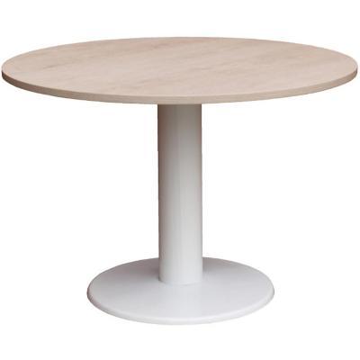 Mesa de reunión redonda 110 cm