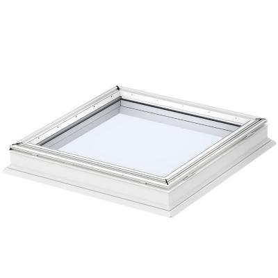 Ventana techo plana  c/apertura CVP 60x60 cm