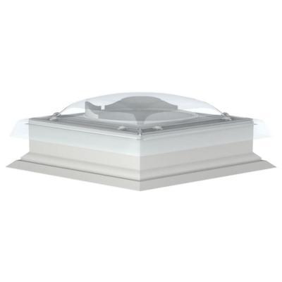 Tunel solar flexible plano