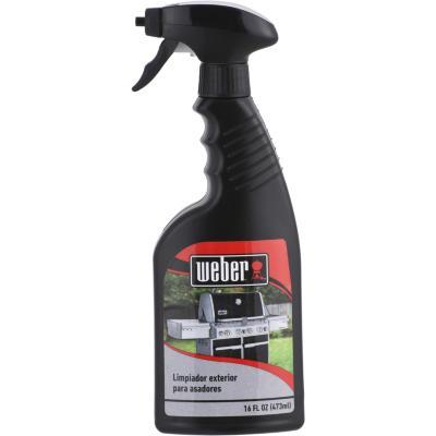 Limpiador exterior para parrillas