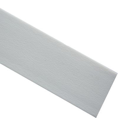 Tapacanto PVC Blanco encolado 22x0,45 mm 10 m