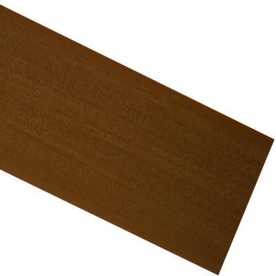 Tapacanto PVC Peral encolado 22x0,45 mm 10 m