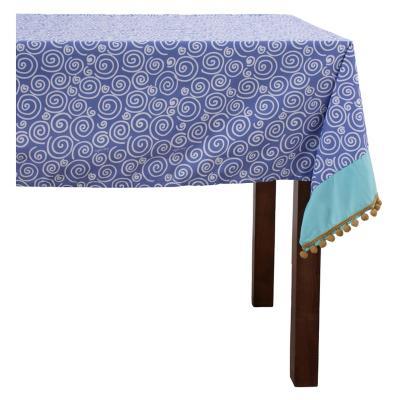 Mantel 180x240 cm Azul