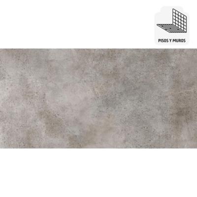 Porcelanato gris 60x120 cm 1,44 m2