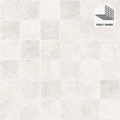 Porcelanato blanco 60x60 cm 1,08 m2