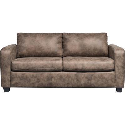 Sofá cama 185x92x90 cm grafito