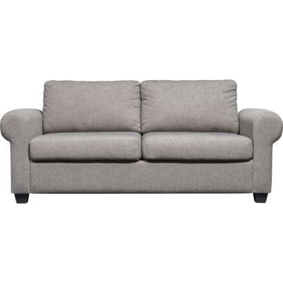 Sofá cama 200x92x90 cm ceniza