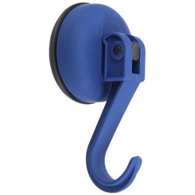 Gancho de baño 10x5.5 cm azul