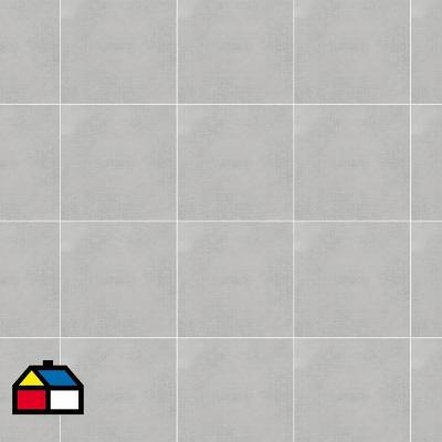 Porcelanato 60x60 gris mate 1,44 m2