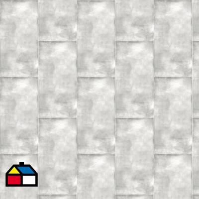 Porcelanato 60x120 smoke blanco 1.44