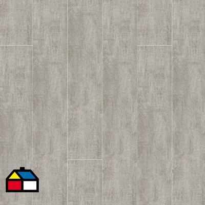 Porcelanato 20x120 madera gris 0,96 m2