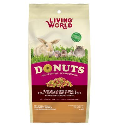Golosina animales pequeños donuts 150 gr