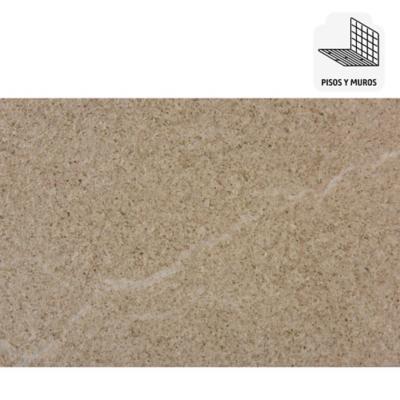 Porcelanato esmaltado impresión digital 30x60 cm blanco mate 1,44 m2