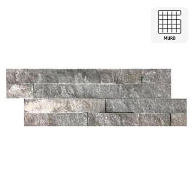 Piedra espacato 15x60 grafito 0,54 m2