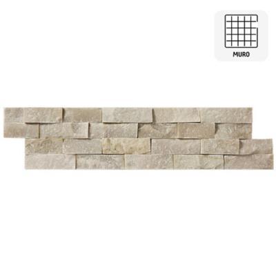 Piedra espacato 15x60 cm marfil 0,54 m2