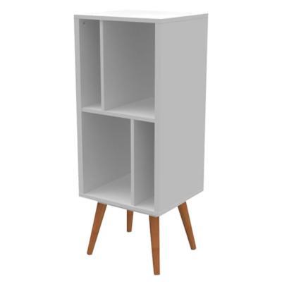 Librero 41x36x103 cm MDF blanco
