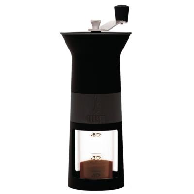 Molinillo de café negro