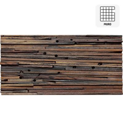 Revestimiento madera vintage 30x60 cm