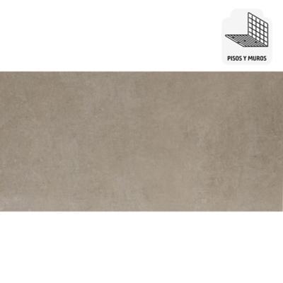Gres porcelánico 30x60 cm beige/gris 1,44 m2