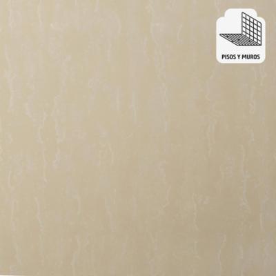 Porcelanato 60x60 beige marmol 1,44 m2