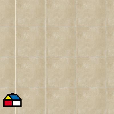 Porcelanato 60x60 rustic bge mat 1.44