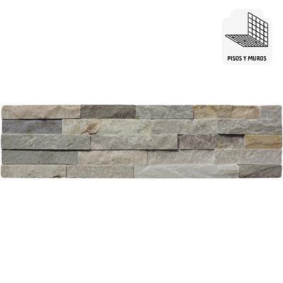 Piedra 60x15 colores 0,6 m2