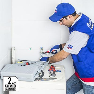 Instalación de Lavadoras o Secadoras