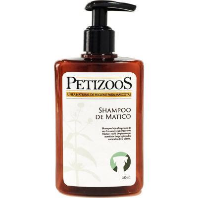 Shampoo matico 320 CC