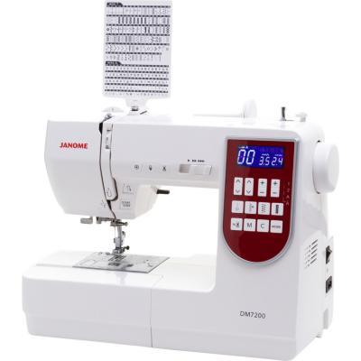 Máquina de coser computarizada