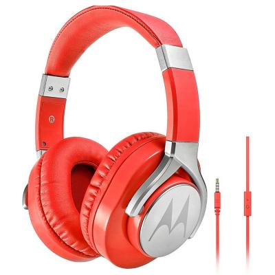 Audífono pulse max over rojo