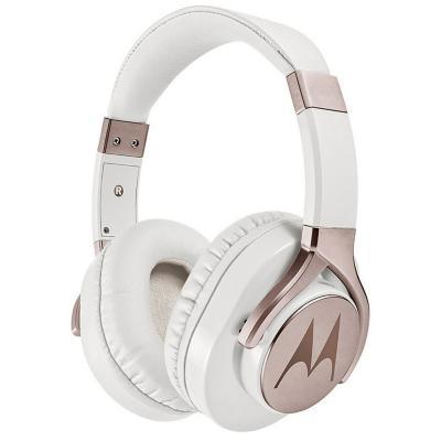 Audífono pulse max over blanco