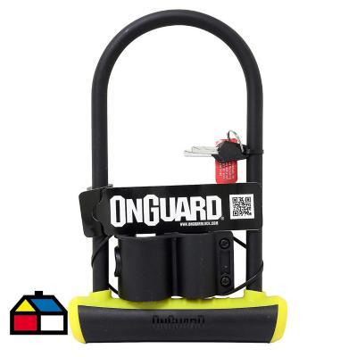 Candado U-Lock NS STD 115x230 mm