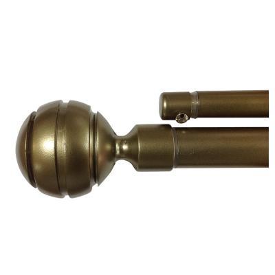 Barra extensible fierro 150 cm a 170 cm
