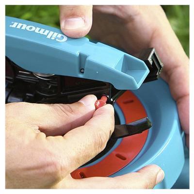 Aspersor de riego circular ajustable de intensidad,