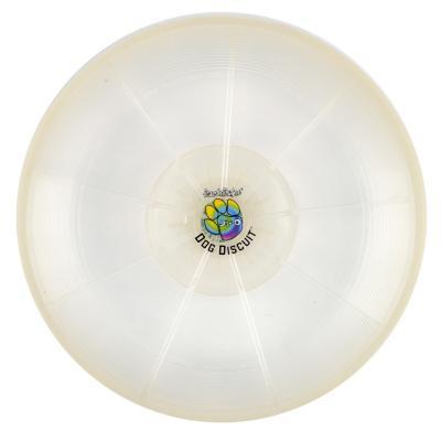 Frisbee Flashlight juguete para perros con luz