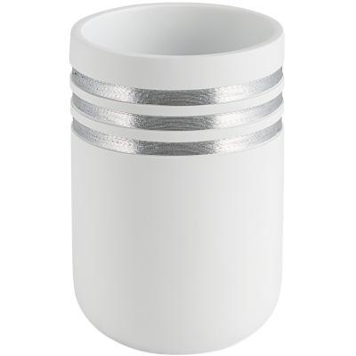 Vaso raya plata