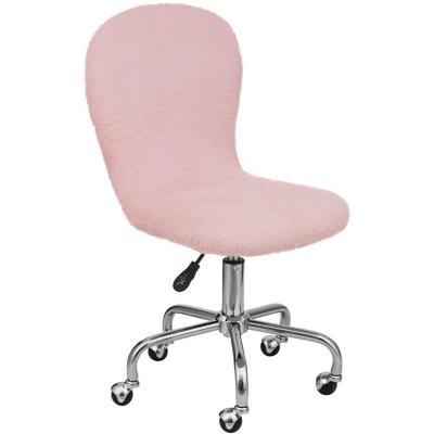 Silla PC cami 54x56x80 cm rosa