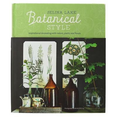 Libro decoración botanica botanical style