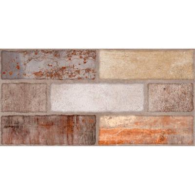 Cerámica multicolor 30x60 cm 1,44 m2