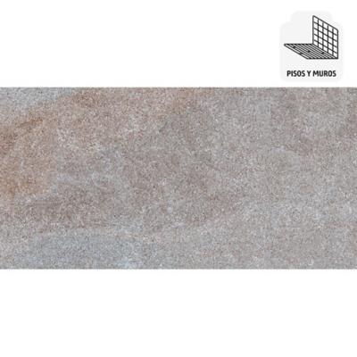 Cerámica gris 30x60 cm 1,44 m2