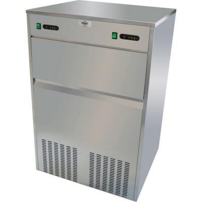 Fabricadora de hielo industrial 100 kilos gris
