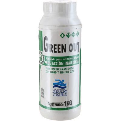 Green out algicida 1 kg
