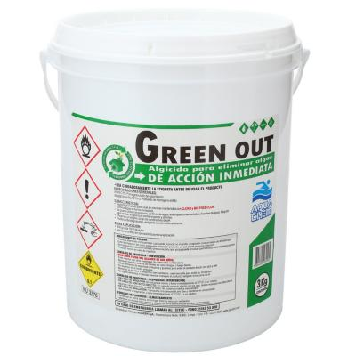 Green out algicida 3 kg