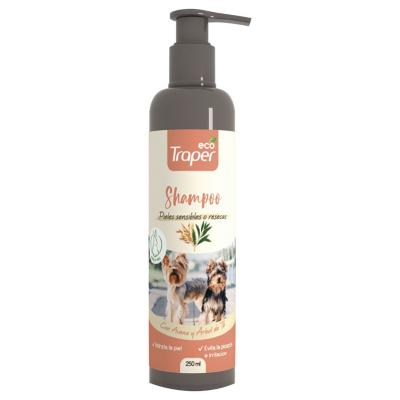 Shampoo para Perro Piel Sensible Eco Traper 250 ml