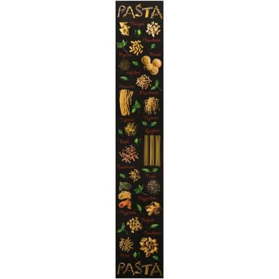 Sticker pastas 47x268 cm