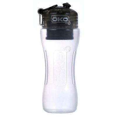 Botella con Filtro 650 ml azul deporte L2