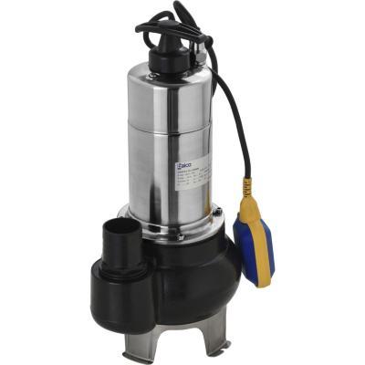 Bomba sumergible para aguas servidas 1,5 HP 13.2 l/min